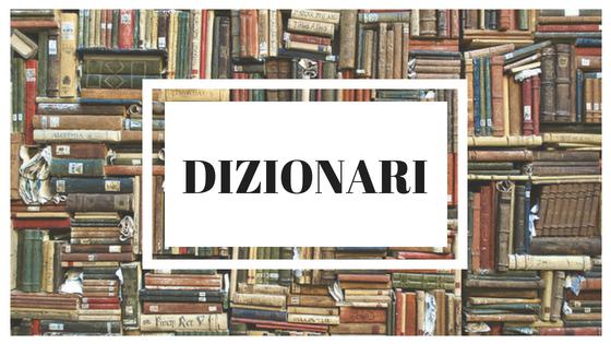 dizionari online